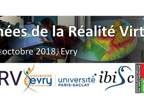 Journée de la Réalité Virtuelle – du 29 au 31 octobre à Evry
