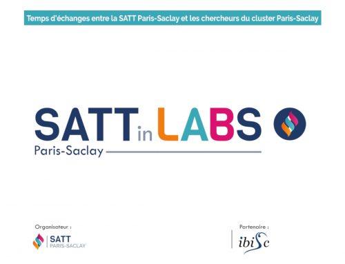 La SATT Paris-Saclay rend visite au laboratoire IBISC le jeudi 10 janvier à 14h, dans le cadre de l'agenda SATT in Labs.