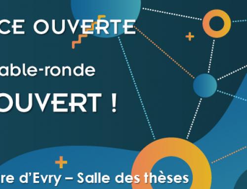 Malik MALLEM et Vincent VIGNERON interviennent dans la première édition de «EVRY Science Ouverte», le lundi 13 janvier 2020, Bibliothèque Universitaire d'Evry!