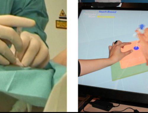 Simulation de gestes chirurgicaux par la Réalité Virtuelle: le Département SDV de l'Université Paris-Saclay met en avant IBISC et la plate-forme EVR@ !