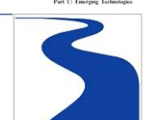 "Le laboratoire IBISC participe à l'édition d'un Special Issue de la revue Transportation Research Part C (top ranked): ""Parking in the Connected and Automated Era: Operation, Planning and Management"""