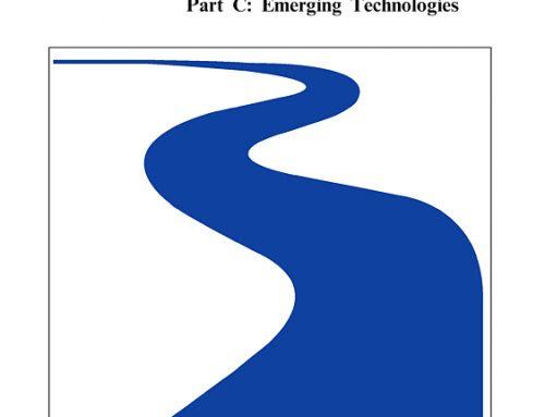 "Le laboratoire IBISC participe à l'édition d'un Special Issue de la revue Transportation Research Part C (top ranked): ""Parking in the Connected and Automated Era: Operation, Planning and Management"""
