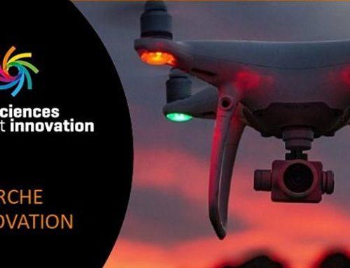 Webinaire Évry-Sénart Sciences et Innovation, le mardi 15 décembre 2020: «Drones et sécurité»