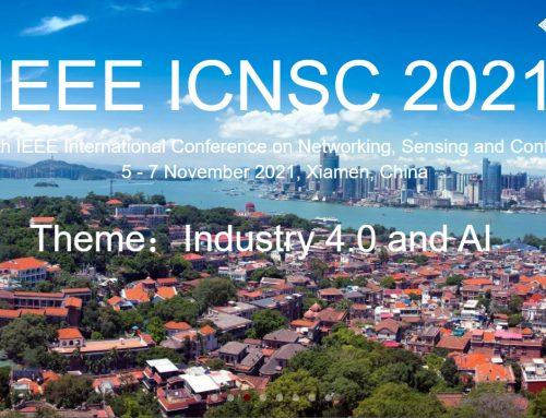 Un membre d'IBISC s'implique dans l'organisation de la 18ème conférence IEEE ICNSC, qui a lieu du 5 au 7 novembre 2021 à Xiamen, Chine !