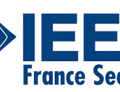 Mohammed Chadli est élu Président du Chapitre Control (IEEE France Section)  !